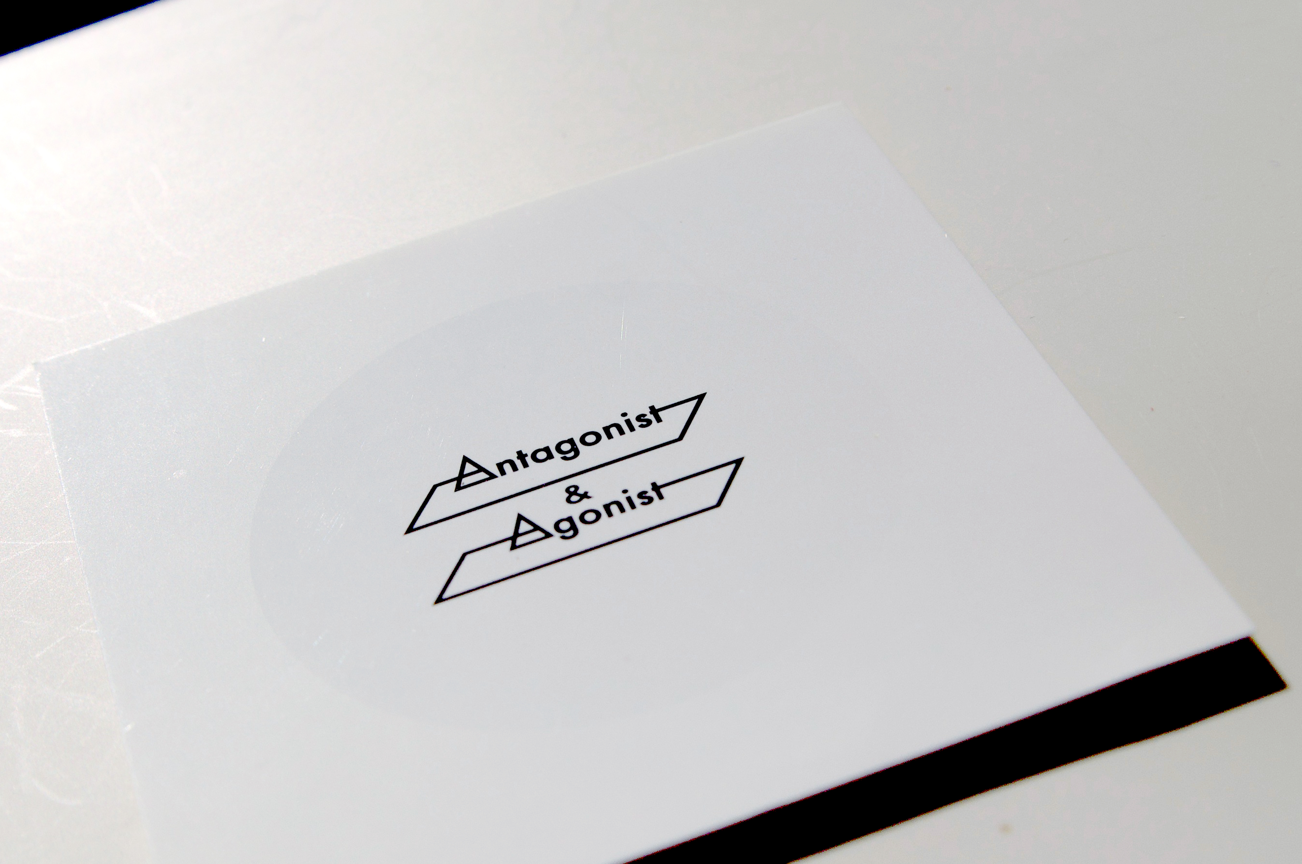 Antagonist&Agonist(Select Shop )Logo & Shop Card